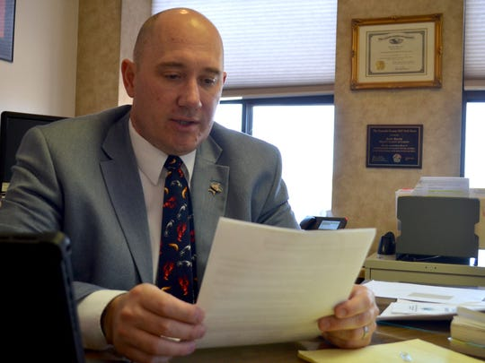 Cascade County Attorney Josh Racki filed a suit Aug. 12, 2019, on behalf of Cascade County alleging that the Montana Department of Corrections has refused to reimburse the county for the housing of certain inmates.
