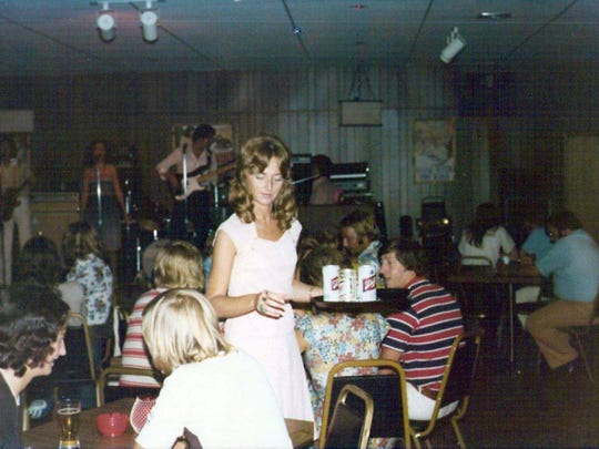 The Cameo Room opened in Exmore in 1976 and delighted merrymakers until it closed in the early 1980s.