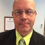Lamar County Emergency Medical Services Chief Dwayne Tullos