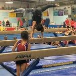 Olympian Laurie Hernandez inspires Delmarva youth