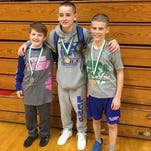 Four local wrestlers headed to Junior State Championships