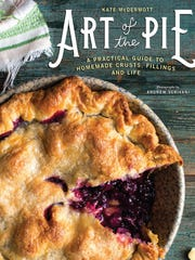 """Kate McDermot's new cookbook, """"Art of the Pie: A Practical"""