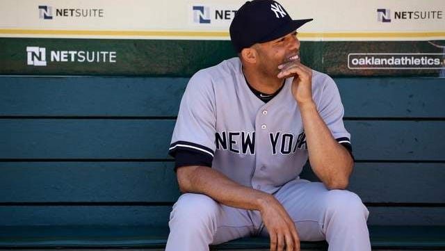 It is fitting that Mariano Rivera will be the last major-league player to ever wear No. 42, a man who did everything with dignity and class, just like the original No. 42, the legendary Jackie Robinson.