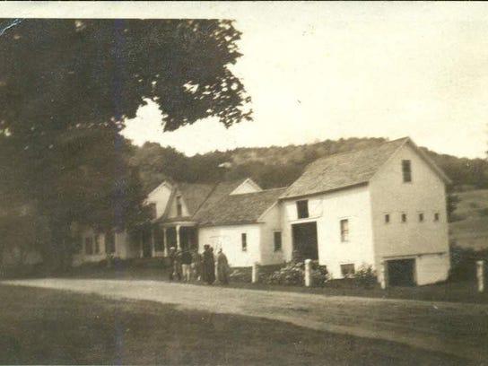 Coolidge Homestead