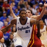Sixers draft Joel Embiid at No. 3