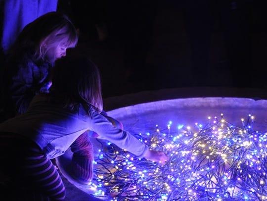 Illuminations at Untermyer Park