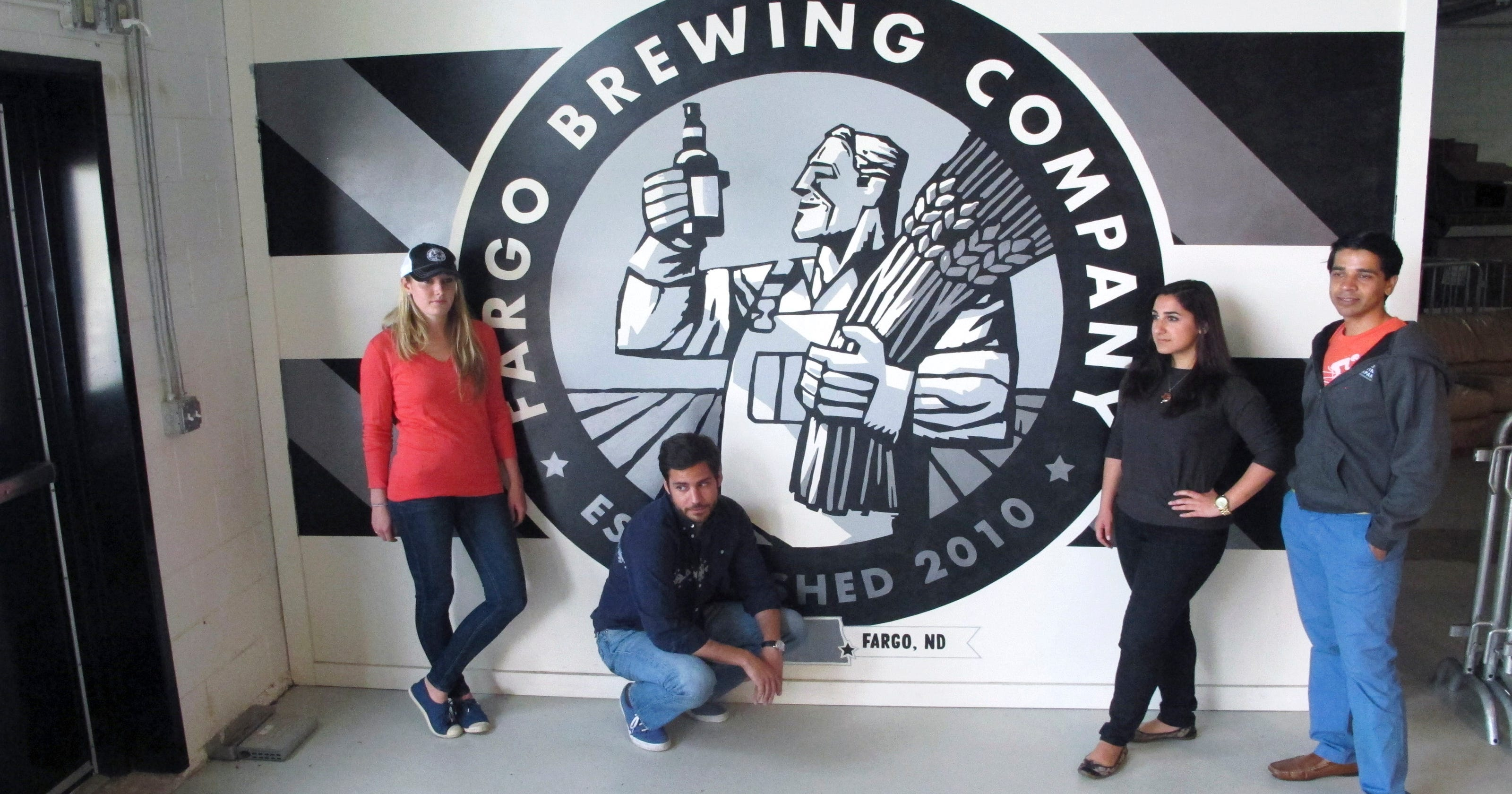 Students From Columbia University Research Craft Beer Business