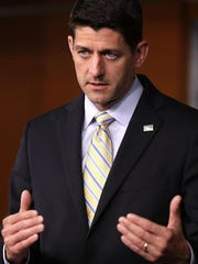 Speaker of the House Paul Ryan is in the sights of