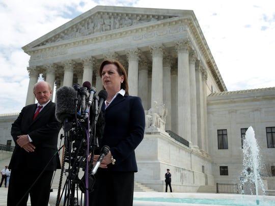 Susan B. Anthony List President Marjorie Dannenfelser