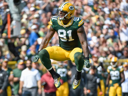 Jayrone Elliott, once a member of the Packers, is now playing in the Alliance of American Football.
