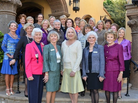 Board of The Muses & Patroness Circle of McCallum Theatre. (Photo by David A. Lee)