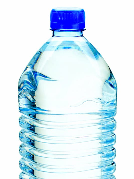 Clear bottles only at Cypress Lake Middle