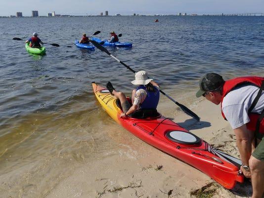 Kayak ranger 2