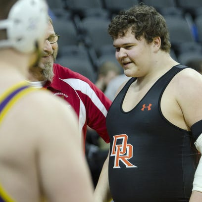 Dell Rapids wrestlers compete at state