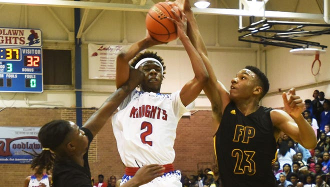Woodlawn's Tra'Michael Moton is one of the top returning players in the Shreveport-Bossier City area.