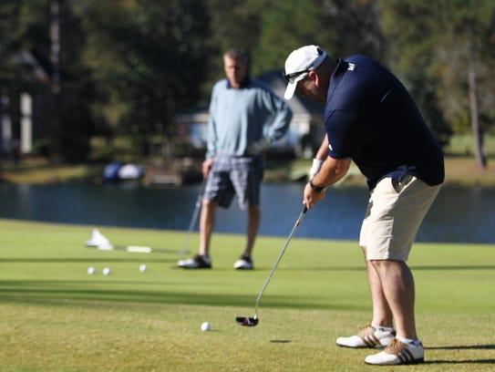 The tournament is a fundraiser for the education programs