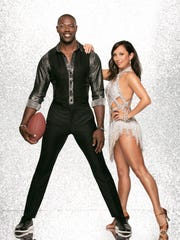 Former NFL receiver Terrell Owens is bringing his competitive spirit to 'Dancing With the Stars,' and Cheryl Burke will be his partner.
