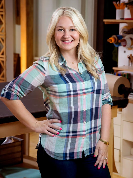 Making It - Season 1, Joanna Gick