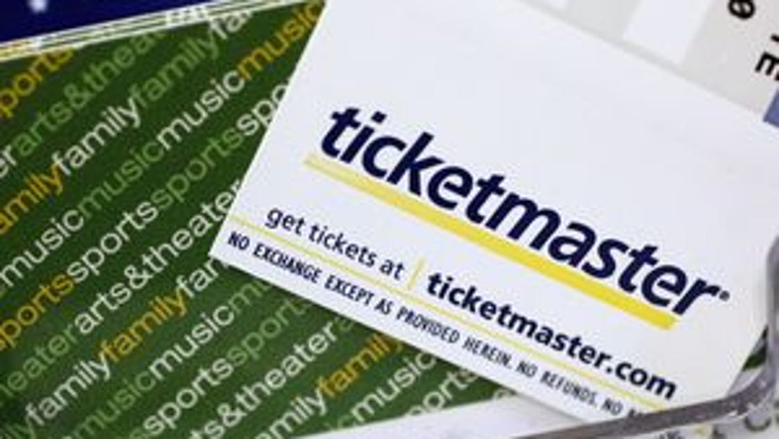 ticketmaster pays up in ticket fee settlement. Black Bedroom Furniture Sets. Home Design Ideas
