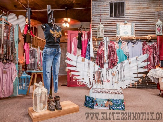 Inside Klothes, Jewelry & More on North Mt. Juliet