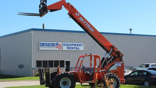 Contractor Sales & Service in Des Moines has been sold to a private equity firm.