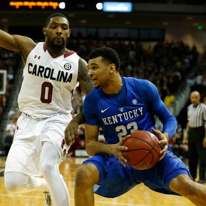 Video | Beat writer Kyle Tucker previews UK-South Carolina