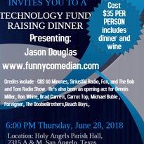 Angelo Catholic hosts technology fundraiser to benefit students
