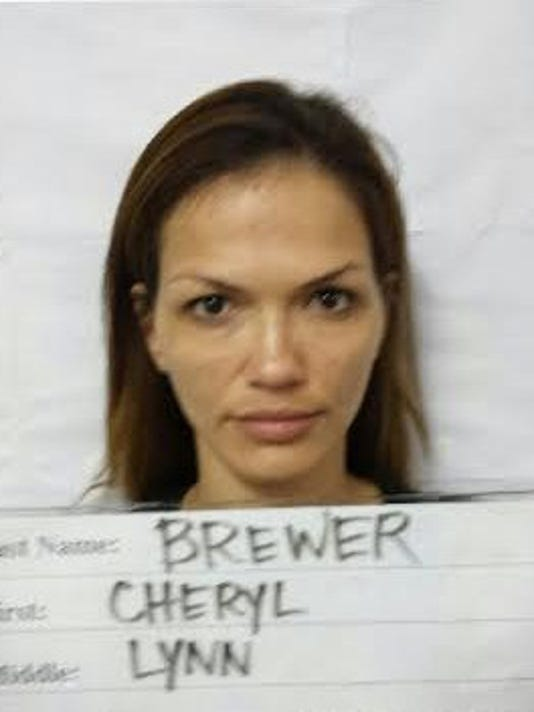 Cheryl Lynn Brewer arrest