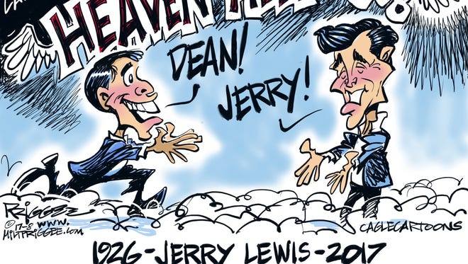 Jerry Lewis -RIP
