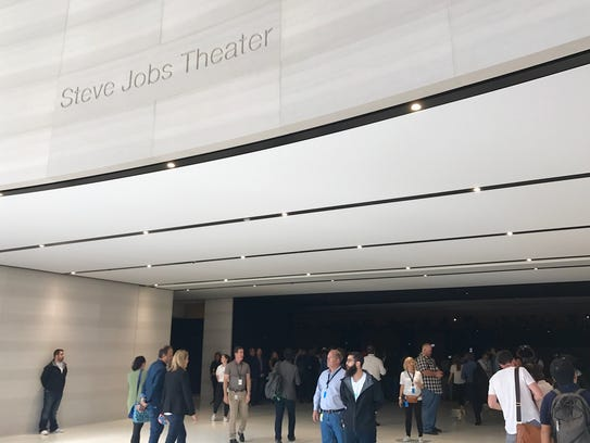 Steve Jobs was referenced many times during the unveiling