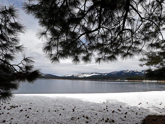 Stampede Reservoir Campground - 0425