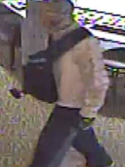 Police are seeking suspects in a jewelry store robbery.