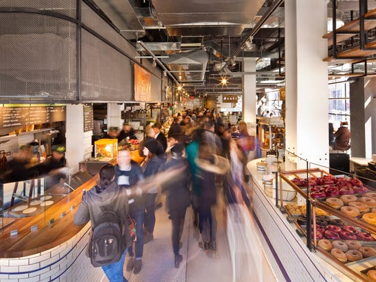 Opened in March, City Kitchen brings trademark tastes