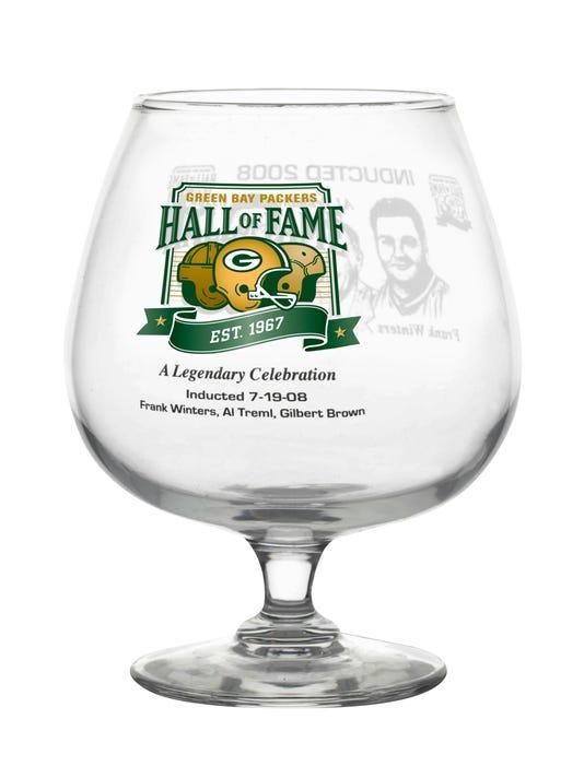 Packers HOF brandy