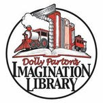 Dolly Parton's Imagination Library on new license plate