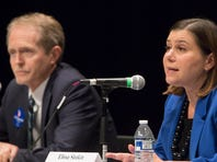 School safety, Russian interference get debated at candidate forum