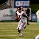 Why Lamar Jackson came back in during Marshall rout