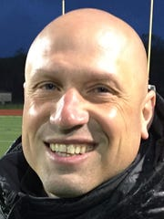 South Lyon East first-year coach Shawn Darnell is still seeking his first KLAA Central Division win after a 2-0 loss to rival South Lyon.