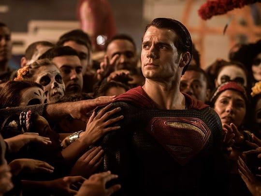 """Batman v. Superman: Dawn of Justice"" (PG-13): People"