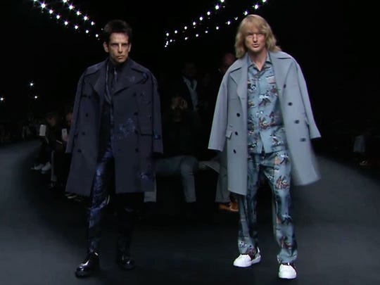 """Zoolander 2"" (Not yet rated): Ben Stiller and Owen Wilson return as Derek and Hansel, male models. The first one was absurd — and hilarious. Here's hoping for more of the same. With, among about a million others, Justin Bieber, Kim Kardashian West and — why not? — Benedict Cumberbatch."