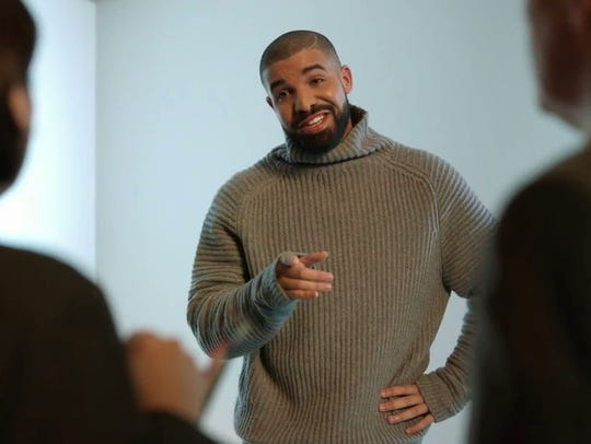 Drake appears in T-Mobile's 'Restricted Bling' ad.
