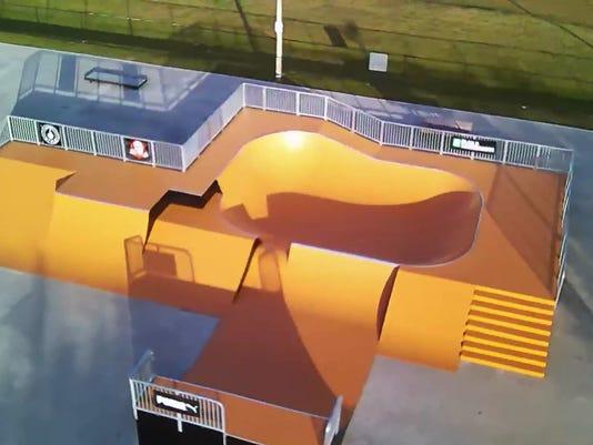 Eagle Skate Park 2
