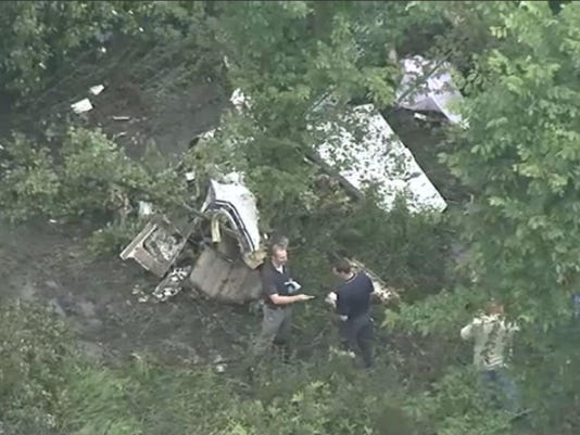 Springfield Township plane crash