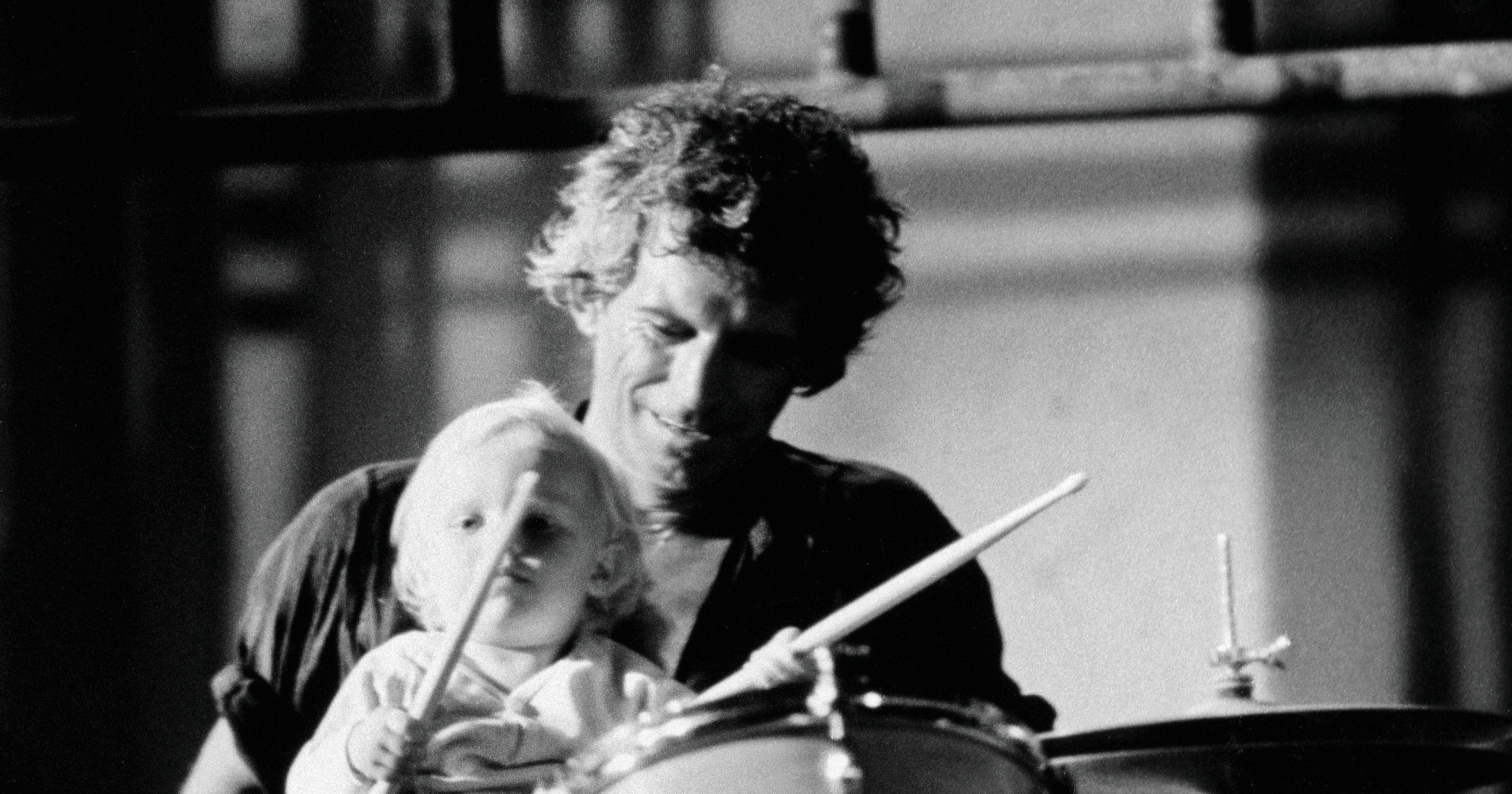 Keith Richards Keeps It All In The Family For Kids Book