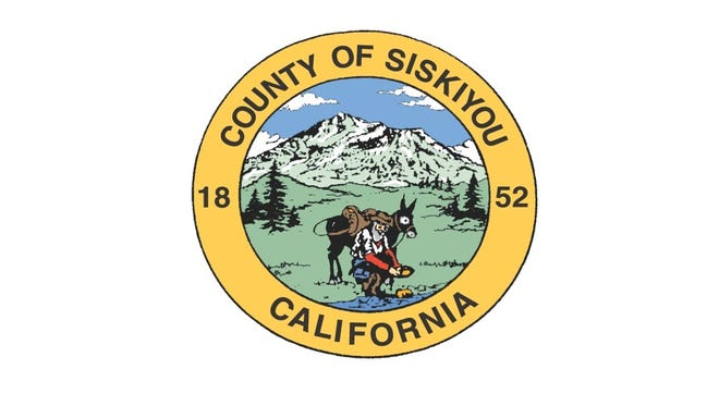 Siskiyou County seal