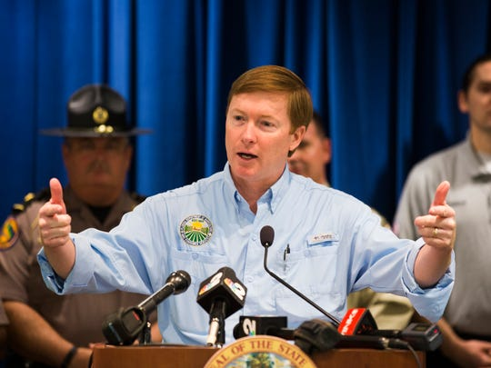 Adam Putnam, Commissioner of Agriculture
