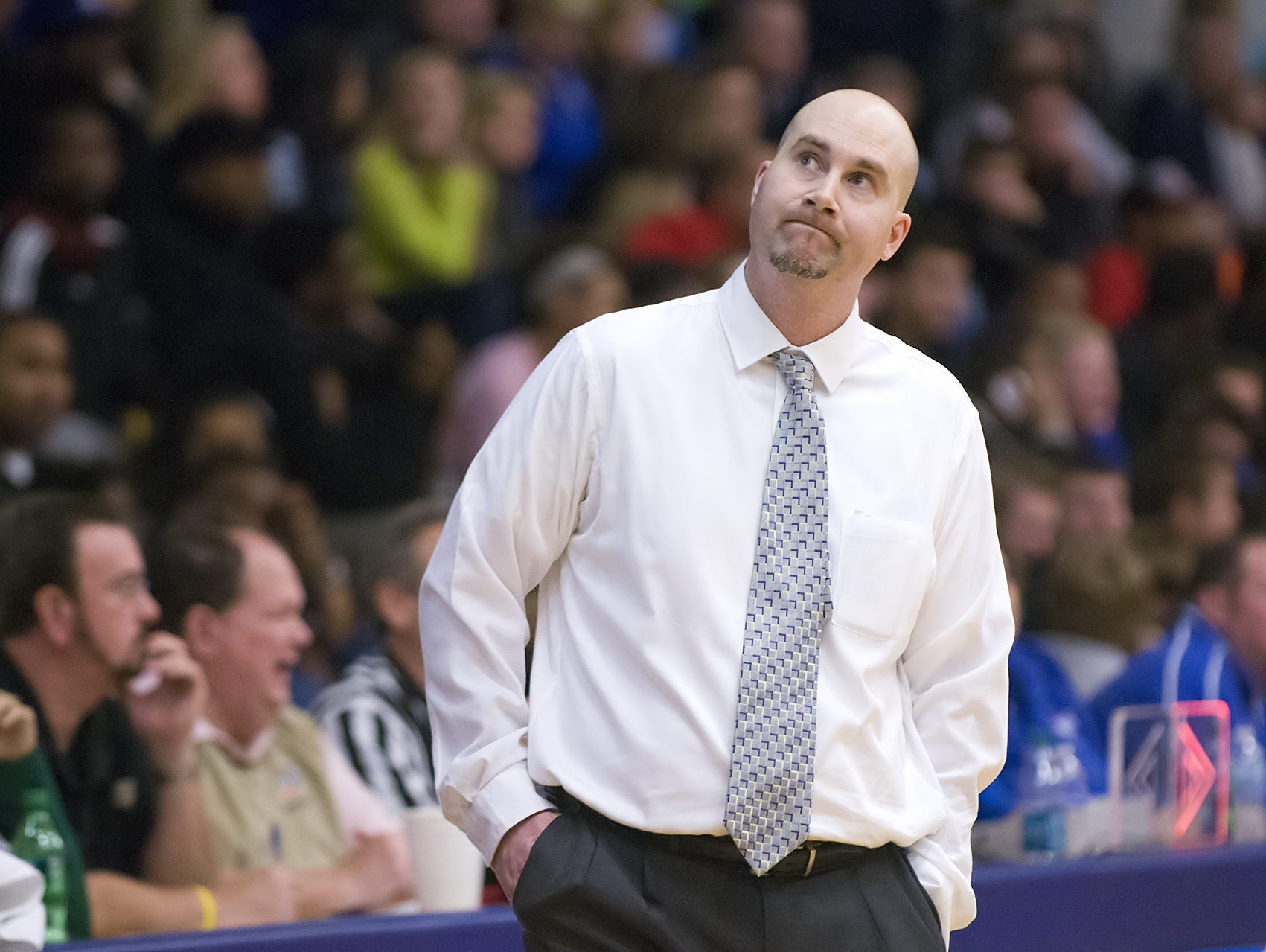 Jason Delaney, who led Tech to a Class 4A state title in 2014, will be Cathedral's new boys basketball coach.
