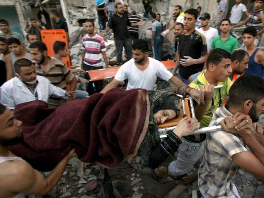 Israel airstrike