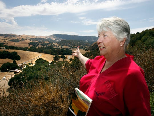 Steinbeck tour guide and expert Carol Robles takls about John Steinbeck's Pastures of Heaven.
