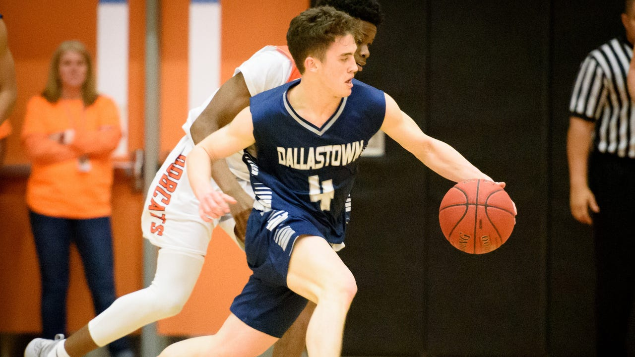 The Dallastown boys' basketball team is in position to make the District 3 Class 6A playoffs after a slow start due to injuries.